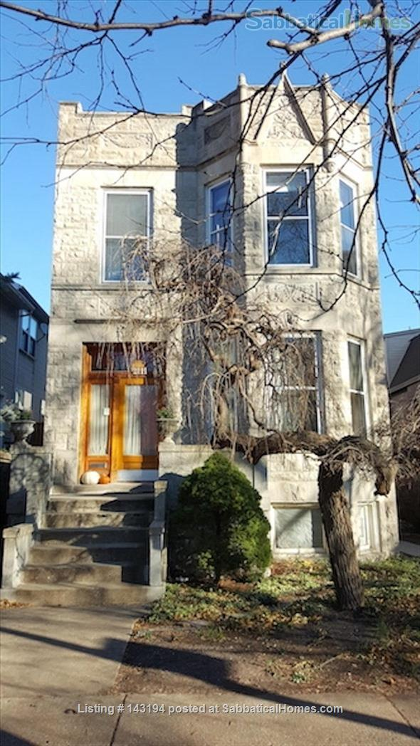 Turn-of-the century home in Chicago Home Rental in Chicago 1