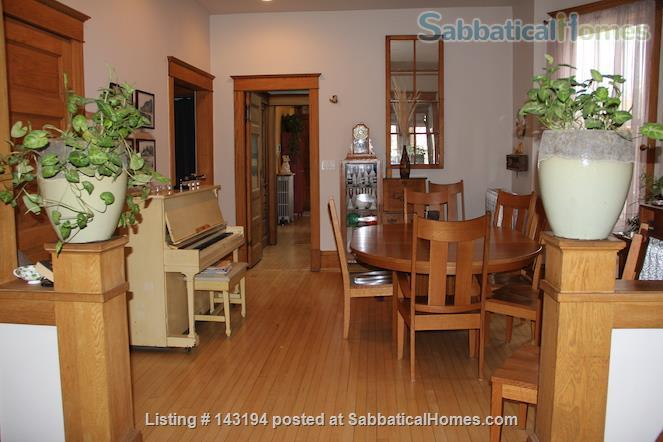 Turn-of-the century home in Chicago Home Rental in Chicago 2