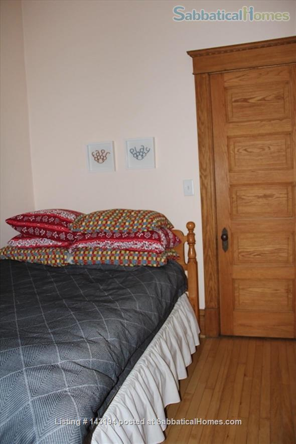 Turn-of-the century home in Chicago Home Rental in Chicago 6
