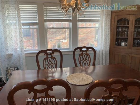 Family Friendly Home Walking Distance to Wash U. Home Rental in St Louis 0