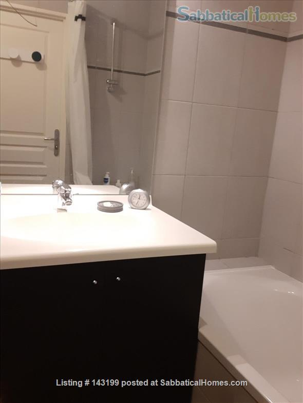Fully Furnished 2 Bedrooms Available in Grenoble (city center) Home Rental in Grenoble, Auvergne-Rhône-Alpes, France 9