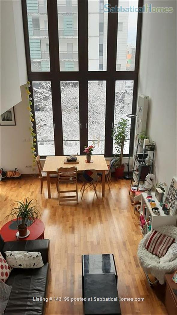 Fully Furnished 2 Bedrooms Available in Grenoble (city center) Home Rental in Grenoble, Auvergne-Rhône-Alpes, France 1