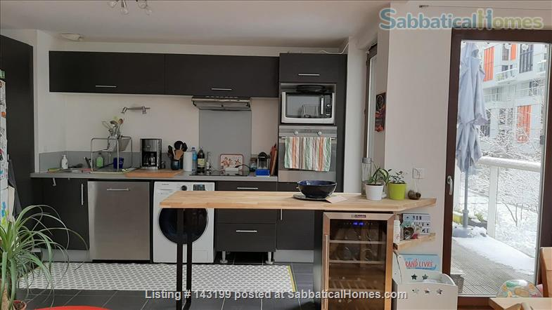 Fully Furnished 2 Bedrooms Available in Grenoble (city center) Home Rental in Grenoble, Auvergne-Rhône-Alpes, France 3