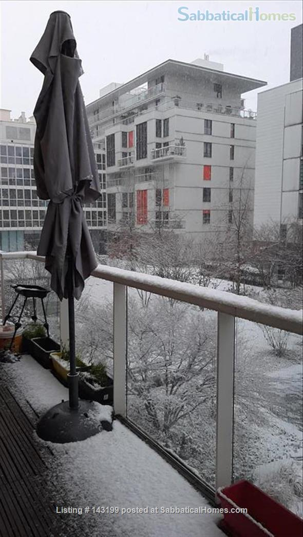 Fully Furnished 2 Bedrooms Available in Grenoble (city center) Home Rental in Grenoble, Auvergne-Rhône-Alpes, France 4