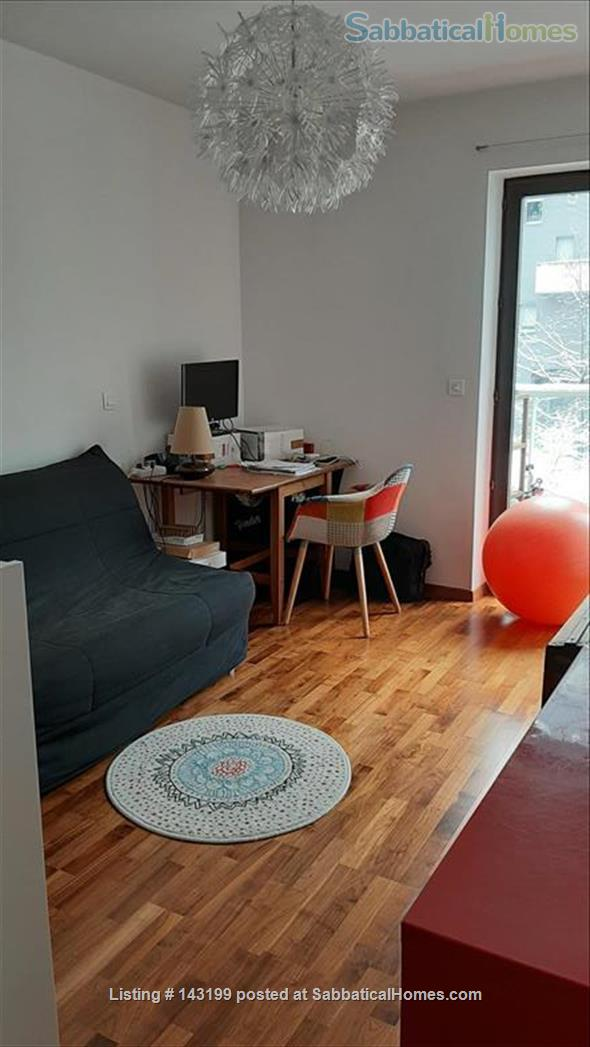 Fully Furnished 2 Bedrooms Available in Grenoble (city center) Home Rental in Grenoble, Auvergne-Rhône-Alpes, France 5