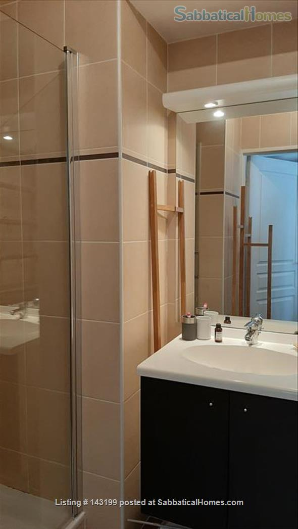Fully Furnished 2 Bedrooms Available in Grenoble (city center) Home Rental in Grenoble, Auvergne-Rhône-Alpes, France 6