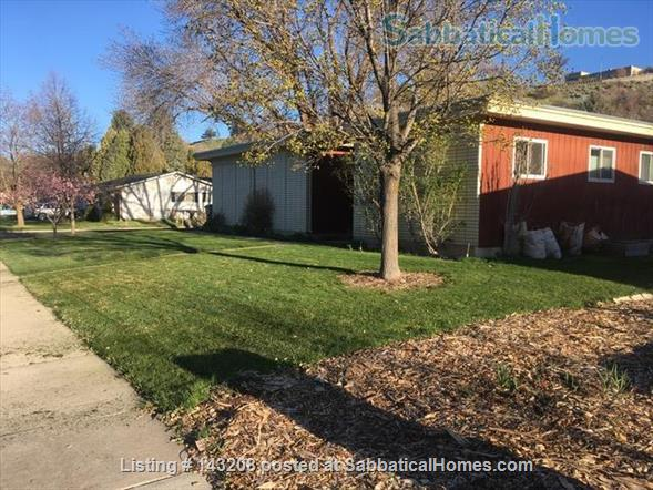 Lovely 5- bedroom home for rent. Close to canyon, university. Home Rental in Logan, Utah, United States 1