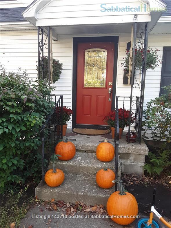 5 Bedrooms Huge Back Yard Home Rental in Burlington, Vermont, United States 1