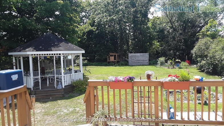 5 Bedrooms Huge Back Yard Home Rental in Burlington, Vermont, United States 6