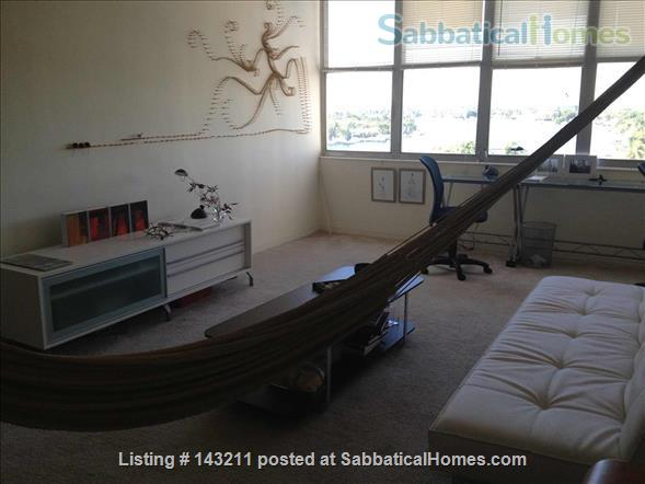 2 Bedrooms Flat in Miami 100 m2 Park View Island Home Rental in Miami Beach, Florida, United States 0