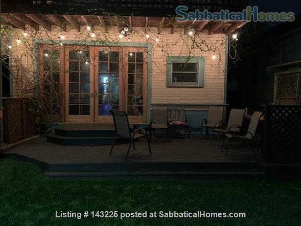 Sunny family home in great neighborhood 1 mile from UC Berkeley Home Rental in Oakland, California, United States 9