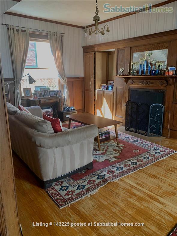 Sunny family home in great neighborhood 1 mile from UC Berkeley Home Rental in Oakland, California, United States 4