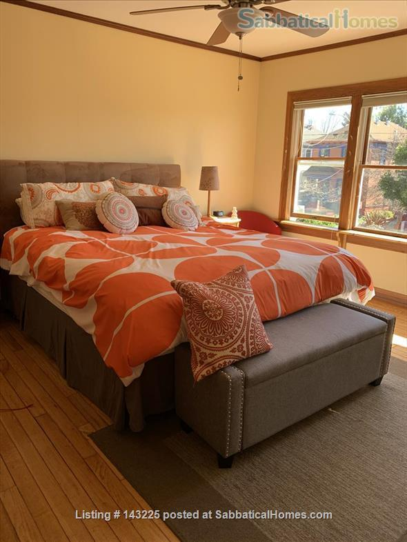 Sunny family home in great neighborhood 1 mile from UC Berkeley Home Rental in Oakland, California, United States 7