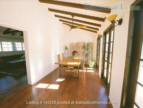 Spanish-style Home with Yard Home Rental in Burbank, California, United States 0