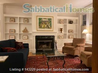 Spacious, light-filled, second floor apartment in Cambridge Home Rental in Cambridge, Massachusetts, United States 0