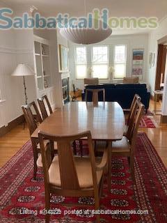 Spacious, light-filled, second floor apartment in Cambridge Home Rental in Cambridge, Massachusetts, United States 2