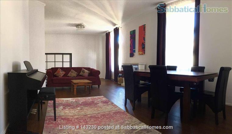 Spacious 1 (or 2) bedroom apartment  Home Rental in Frankfurt am Main, Hessen, Germany 0