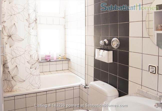 Spacious 1 (or 2) bedroom apartment  Home Rental in Frankfurt am Main, Hessen, Germany 5