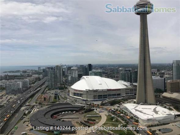 Sunny 1 +1BD with Spectacular Views; $1900/mo Home Rental in Toronto, Ontario, Canada 0