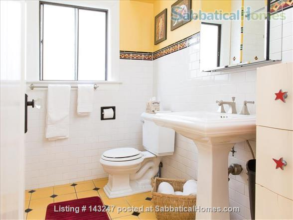 Furn Room in 2-Story 2 baths Private Entrance Near 2 Major Transport Hubs Home Rental in San Francisco, California, United States 2