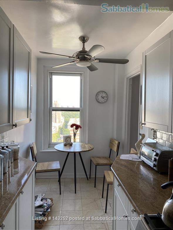 Lovely New York apartment with views Upper West Side Home Rental in New York, New York, United States 0
