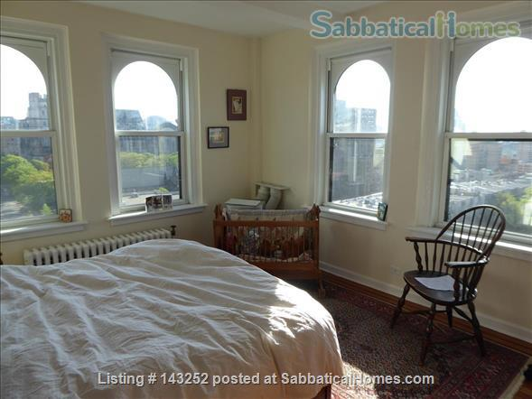 Lovely New York apartment with views Upper West Side Home Rental in New York, New York, United States 2