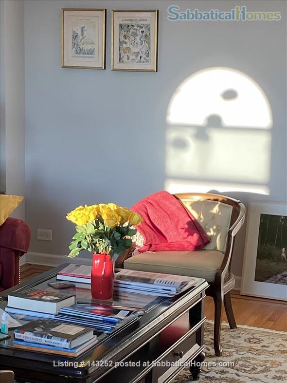 Lovely New York apartment with views Upper West Side Home Rental in New York, New York, United States 4