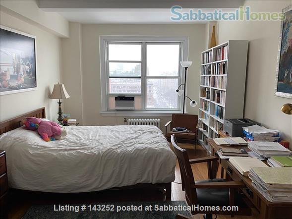 Lovely New York apartment with views Upper West Side Home Rental in New York, New York, United States 5