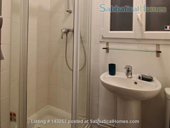Charming and quiet studio apartment in the 11th (Bastille) Home Rental in Paris, IDF, France 9