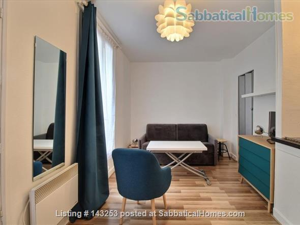 Charming and quiet studio apartment in the 11th (Bastille) Home Rental in Paris, IDF, France 1