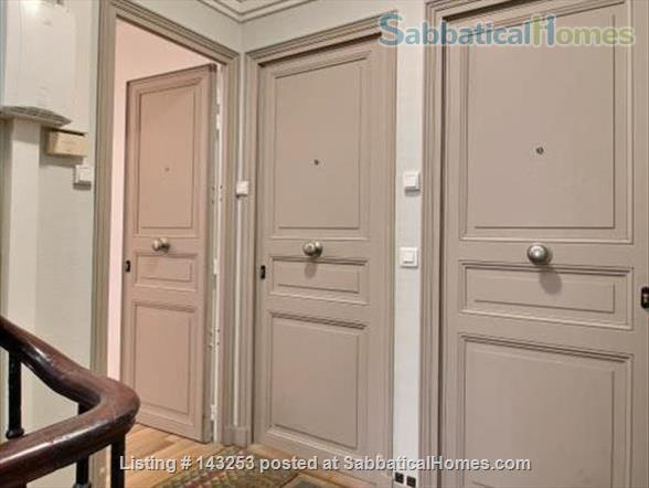 Charming and quiet studio apartment in the 11th (Bastille) Home Rental in Paris, IDF, France 0