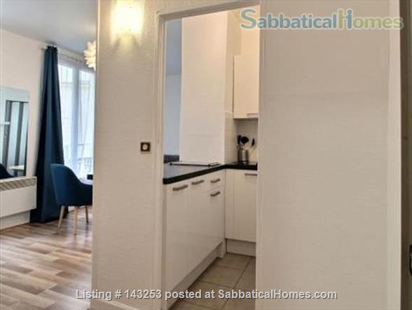Charming and quiet studio apartment in the 11th (Bastille) Home Rental in Paris, IDF, France 2
