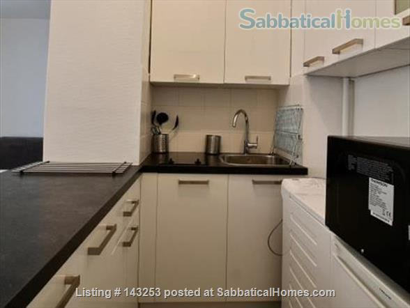 Charming and quiet studio apartment in the 11th (Bastille) Home Rental in Paris, IDF, France 3
