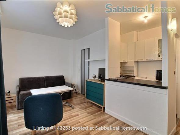 Charming and quiet studio apartment in the 11th (Bastille) Home Rental in Paris, IDF, France 4