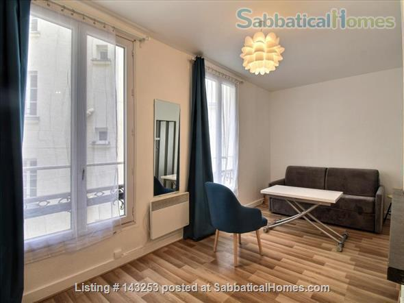 Charming and quiet studio apartment in the 11th (Bastille) Home Rental in Paris, IDF, France 5