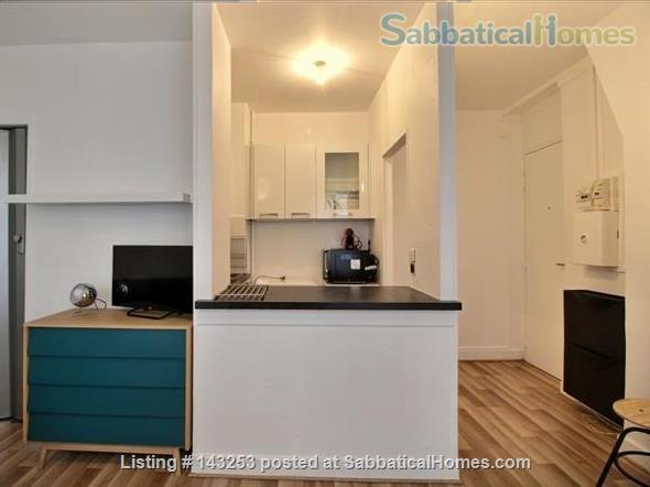 Charming and quiet studio apartment in the 11th (Bastille) Home Rental in Paris, IDF, France 6