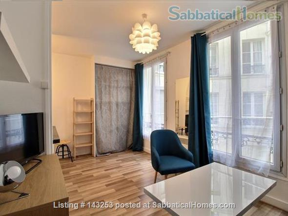 Charming and quiet studio apartment in the 11th (Bastille) Home Rental in Paris, IDF, France 8