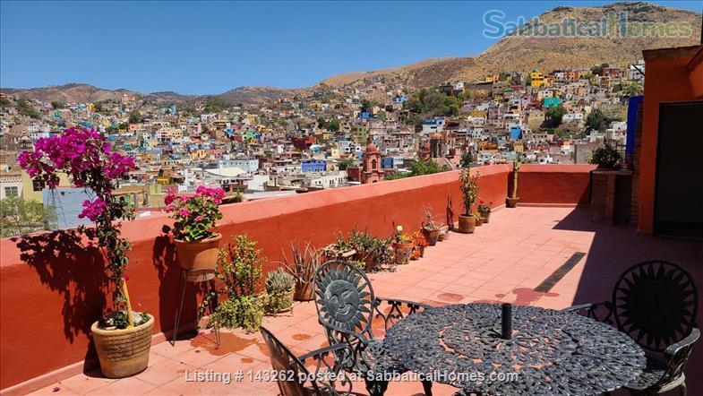 Casa Verde Home Exchange in Guanajuato, Guanajuato, Mexico 1