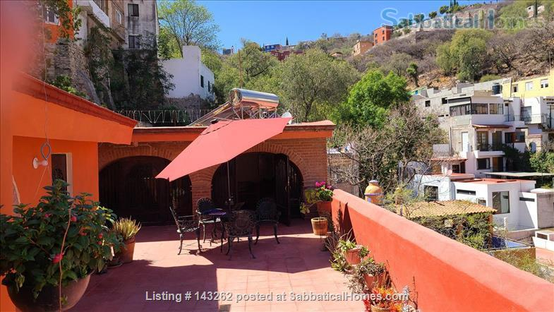 Casa Verde Home Exchange in Guanajuato, Guanajuato, Mexico 2