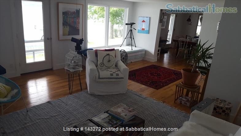 Magical Victorian Lakehouse  Home Rental in Ithaca, New York, United States 3