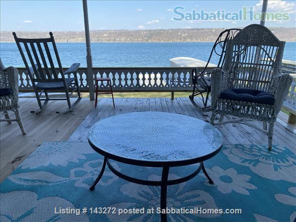Magical Victorian Lakehouse  Home Rental in Ithaca, New York, United States 6