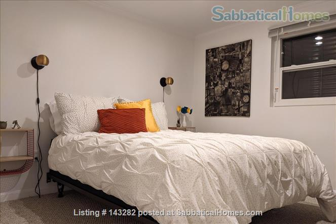 Retro basement suite with office Home Rental in Silver Spring, Maryland, United States 5