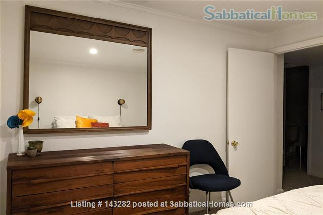 Retro basement suite with office Home Rental in Silver Spring, Maryland, United States 7