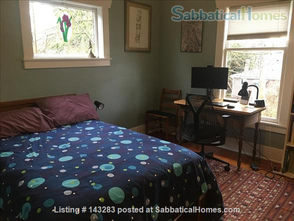 Beautiful Seattle  Bungalow with garden in U-District Home Rental in Seattle, Washington, United States 5