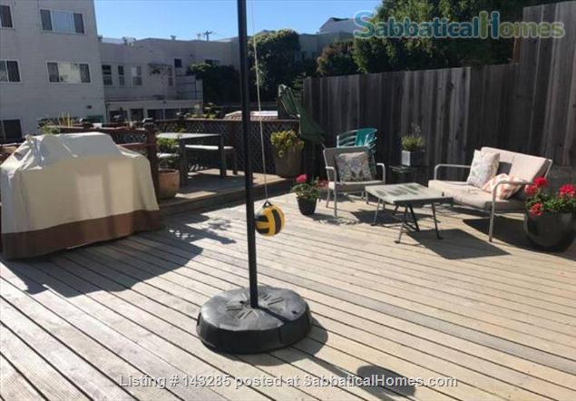 Spacious View Home  3 B/R+, 2 BA, Large Deck and Yard, Parking, W/D Home Rental in San Francisco, California, United States 2