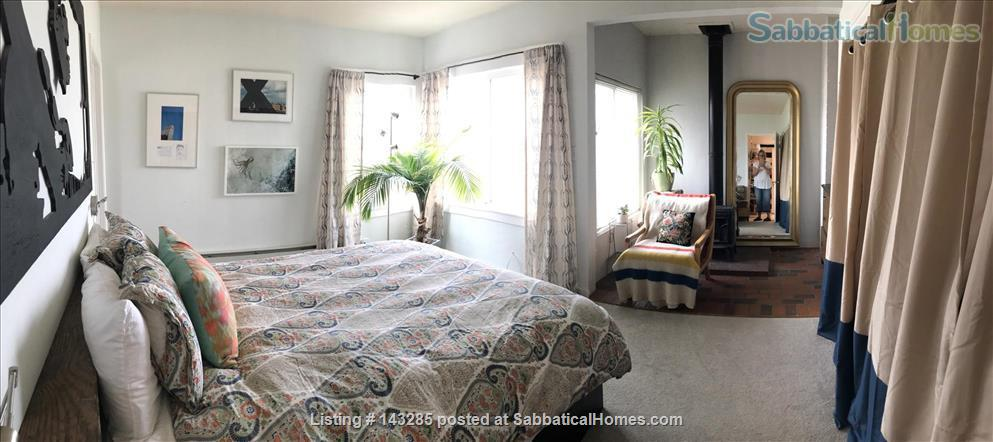 Spacious View Home  3 B/R+, 2 BA, Large Deck and Yard, Parking, W/D Home Rental in San Francisco, California, United States 5