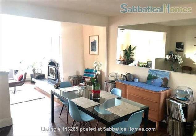 Spacious View Home  3 B/R+, 2 BA, Large Deck and Yard, Parking, W/D Home Rental in San Francisco, California, United States 6