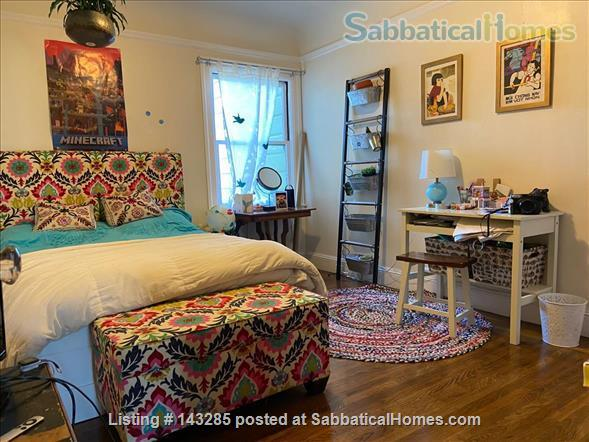 Spacious View Home  3 B/R+, 2 BA, Large Deck and Yard, Parking, W/D Home Rental in San Francisco, California, United States 7