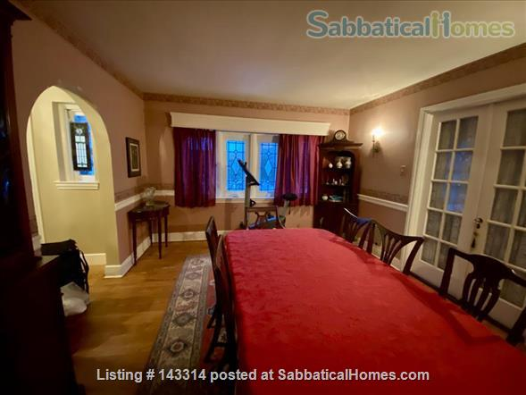 Lovely furnished home close to Narberth shops and train station  Home Rental in Merion Station, Pennsylvania, United States 0