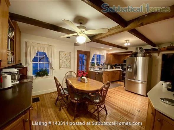 Lovely furnished home close to Narberth shops and train station  Home Rental in Merion Station, Pennsylvania, United States 2